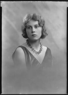 Penelope (née Chetwode), Lady Betjeman, by Lafayette - NPG x48079