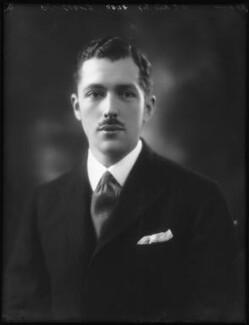 Alec Stratford Cunningham-Reid, by Bassano Ltd - NPG x123060