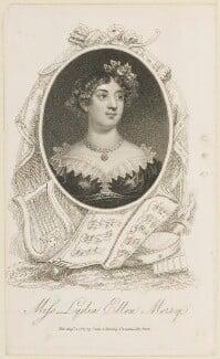 Lydia Ellen Merry, published by Dean & Munday - NPG D15295