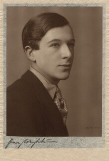 Cecil Beaton, by Hay Wrightson, 1920s - NPG x30313 - © National Portrait Gallery, London