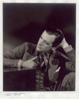 Cecil Beaton, by Peter North - NPG x30323
