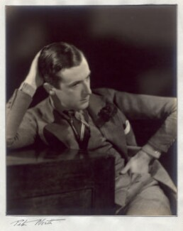 Cecil Beaton, by Peter North - NPG x30324