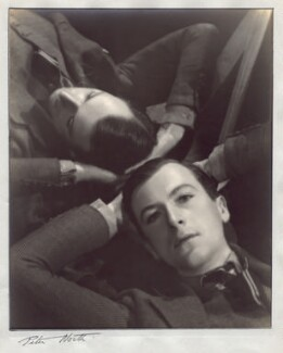 Cecil Beaton, by Peter North - NPG x30325