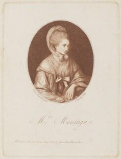 Elizabeth Montagu (née Robinson), by Charles Townley, published by  Jean Marc Pascal, after  Frances Reynolds - NPG D15311