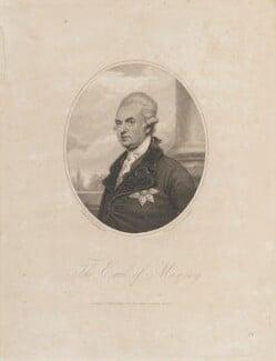George Macartney, 1st Earl Macartney, by Luigi Schiavonetti, published by  T. Cadell & W. Davies, after  Henry Edward Doyle - NPG D15326