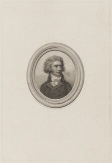 Thomas Erskine, 1st Baron Erskine, by and published by William Sharp, after  Richard Cosway - NPG D15331