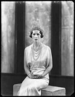 Helen, Queen Mother of Romania, by Bassano Ltd - NPG x123173