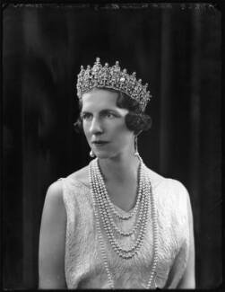 Helen, Queen Mother of Romania, by Bassano Ltd - NPG x123175
