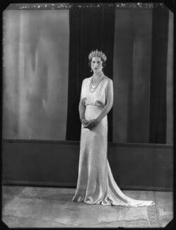 Helen, Queen Mother of Romania, by Bassano Ltd - NPG x123176