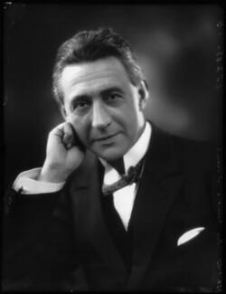 Sir James Colquhoun Irvine, by Bassano Ltd - NPG x123157