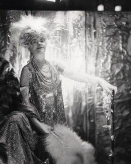 Florence Jane (née Théleur), Lady Alexander, by Cecil Beaton - NPG x40002