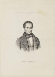 Duc de Broglie, by Jules Alfred Vincent Rigo - NPG D15363
