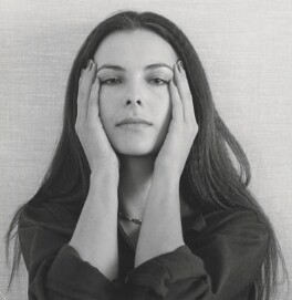 Carole Bouquet, by Cecil Beaton - NPG x40031