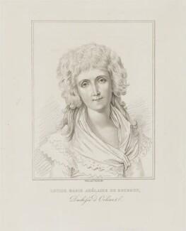 Louise Marie Adelaide de Bourbon-Penthievre, duchess d'Orleans, by François Louis Couché - NPG D15386