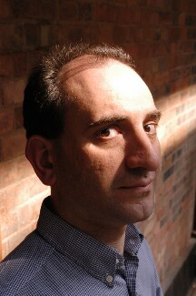 Armando Iannucci, by Francesco Guidicini - NPG x126231