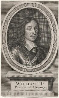 William II of Orange-Nassau, after Unknown artist - NPG D18420