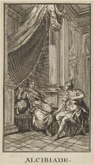 'Alciblade', probably after Hubert-François Gravelot (né Bourguignon) - NPG D15432