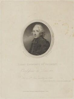 Henry Essex Edgeworth de Firmont, by Anthony Cardon, published by and after  Augustin de Saint-Aubin - NPG D15434