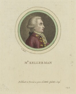 Mr Kellerman, by Sardis - NPG D15447