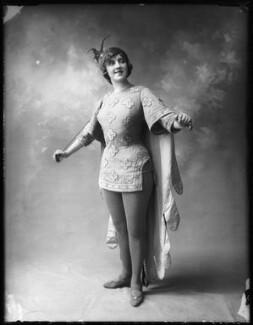 Violet Loraine, by Bassano Ltd - NPG x101533