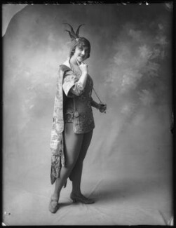 Violet Loraine, by Bassano Ltd, 3 August 1912 - NPG x101535 - © National Portrait Gallery, London