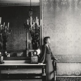 Lady Diana Cooper (Diana (née Manners), Viscountess Norwich), by Cecil Beaton - NPG x40064
