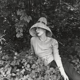 Lady Diana Cooper (Diana (née Manners), Viscountess Norwich), by Cecil Beaton - NPG x40065