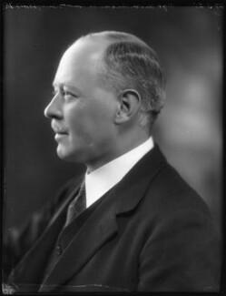 Michael William Robert de Courcy, 34th Baron Kingsale, by Bassano Ltd - NPG x123245