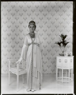 Dame Gladys Cooper as Mrs Higgins in 'My Fair Lady', by Cecil Beaton - NPG x40068
