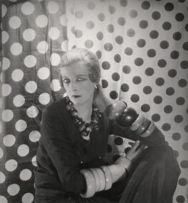 Nancy Cunard, by Cecil Beaton - NPG x40078