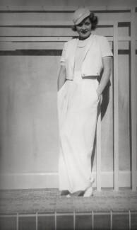 Marlene Dietrich, by Cecil Beaton - NPG x40082