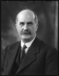 Sir William Henry Bragg, by Bassano Ltd - NPG x123265