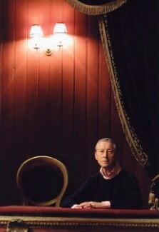 Murray Melvin, by Andrew Baker - NPG x126245