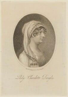 Charlotte, Lady Douglas, by Charles Middlemist, after  Adam Buck - NPG D15480