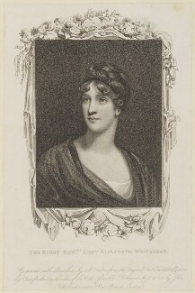 Lady Elizabeth Whitbread (née Grey), by Anthony Cardon, published by  John Bell, after  John Opie - NPG D15487