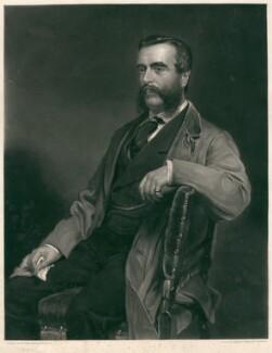 Sir Henry Harben, by John Richardson Jackson, after  Norman Macbeth - NPG D18433