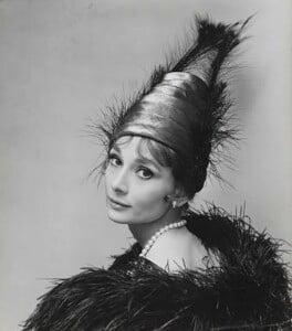 Audrey Hepburn, by Cecil Beaton - NPG x40164