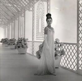 Audrey Hepburn, by Cecil Beaton - NPG x40163