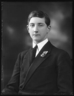 John Francis Arundell, 16th Baron Arundell of Wardour, by Bassano Ltd, 5 May 1925 - NPG x123308 - © National Portrait Gallery, London
