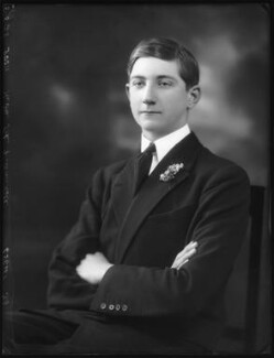 John Francis Arundell, 16th Baron Arundell of Wardour, by Bassano Ltd, 5 May 1925 - NPG x123309 - © National Portrait Gallery, London