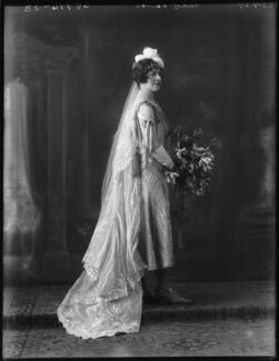 Emmeline Augusta Louisa (née de Rutzen), Lady Newnes, by Bassano Ltd - NPG x123334