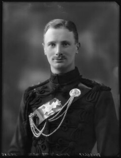 Dudley Oliver Trench, 5th Baron Ashtown, by Bassano Ltd - NPG x123342