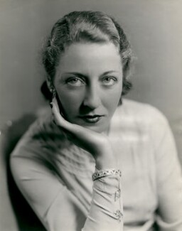 Amy Johnson, by Bassano Ltd, 10 May 1932 - NPG x126250 - © National Portrait Gallery, London