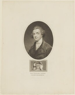 Sir William Jones, published by Jones and Adlard, after  Sir Joshua Reynolds - NPG D15509