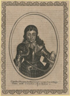 King Charles II, after Sir Anthony van Dyck - NPG D18447