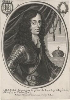 King Charles II, after Unknown artist - NPG D18455