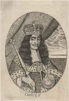 King Charles II, after Unknown artist, 1660-1685 - NPG D18472 - © National Portrait Gallery, London