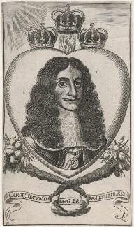 King Charles II, after Unknown artist - NPG D18475