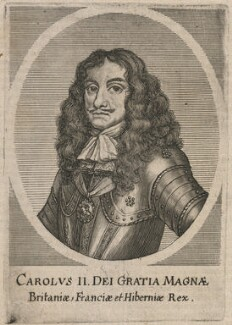 King Charles II, after Unknown artist - NPG D18477