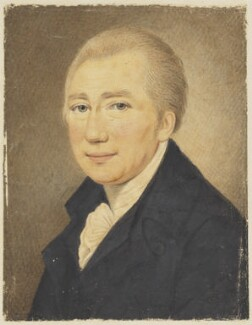 George Kiernan, by Unknown artist - NPG D15563